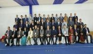 PM Modi meets economists, experts at Niti Aayog