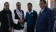 दिल्ली विधानसभा चुनाव से पहले AAP को बड़ा फायदा, कांग्रेस के सीनियर नेता पार्टी में हुए शामिल