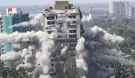 Maradu flats demolition: 19-storey building demolished in 19 seconds [VIDEO]