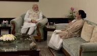 PM Modi in West Bengal: Prime Minister meets CM Mamata Banerjee at Raj Bhawan