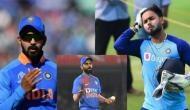 Rishabh Pant : टीम इंडिया से कटा ऋषभ पंत का पत्ता! केएल राहुल कर सकते हैं विकेटकीपिंग