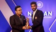 Yuvraj Singh reacts hilariously to Jasprit Bumrah winning prestigious Polly Umrigar award