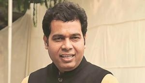 UP minister Srikant Sharma: Congress using students for political gains