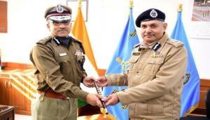 Delhi: IPS AP Maheshwari takes over as new CRPF DG