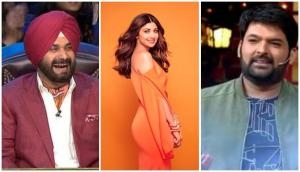 The Kapil Sharma Show: Watch Navjot Singh Sidhu, Shilpa Shetty, Kapil Sharma's unseen masti but with a twist