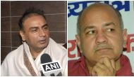 Delhi Assembly Election: AAP ND Sharma resigns as Manish Sisodia 'demanded' Rs 10 crore for ticket