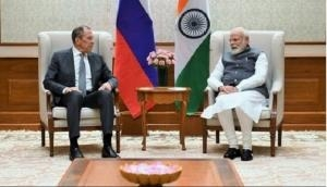 PM Modi meets Russian Foreign Minister Sergey Lavrov, discusses bilateral ties