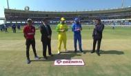 IND vs AUS 2nd ODI: ऑस्ट्रेलिया ने टॉस जीतकर लिया गेंदबाजी का फैसला, दो साल बाद मनीष पांडे की टीम में वापसी