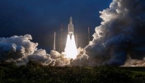 ISRO's GSAT-30 satellite successfully launched aboard Ariane rocket
