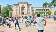 अब उस्मानिया यूनिवर्सिटी में बवाल, प्रोफेसर और छात्रों को पुलिस ने हिरासत में लिया