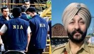 DSP Davinder Singh case: NIA to probe against suspended J&K Police officer, likely to bring him Delhi