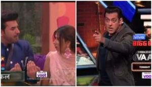 Bigg Boss 13 Weekend Ka Vaar: Salman Khan bashes Paras Chhabra for faking romance with Mahira Sharma