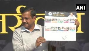 Delhi Election 2020: AAP ने जारी किया गारंटी कार्ड, चुनाव जीतने पर पूरे होंगे ये 10 काम