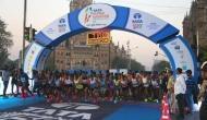 मुंबई मैराथन में कार्डियक अरेस्ट से 64 साल के धावक की मौत, कई घायल