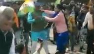Video: CAA के समर्थन में BJP का प्रदर्शन, महिला डिप्टी कलेक्टर पर हुआ हमला