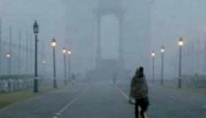 Delhi Weather Alert: Cold, foggy morning in national capital, strong winds expected during the day