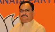 पत्रकार ने पूछा- क्या 2024 में जीत की हैट्रिक लगाएगी BJP? पार्टी अध्यक्ष जेपी नड्डा ने दिया ये जवाब