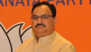 BJP, JDU, LJP will fight together and win Bihar elections: JP Nadda