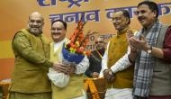 BJP new President JP Nadda, replaces Amit Shah