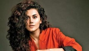 Netizens in awe of Taapsee's physical transformation