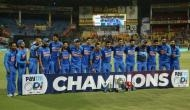 Ind vs Aus: Rohit Sharma, Virat Kohli guide India to series win over Australia