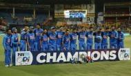 न्यूजीलैंड दौरे के लिए हुआ वनडे टीम का ऐलान, शिखर धवन और हार्दिक पांड्या को नहीं मिली जगह