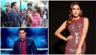 Watch: Sara Ali Khan greets Salman Khan with 'nawaabi tehzeeb'; Netizens laud Love Aaj Kal actress' 'aadaab'