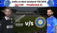 IND vs NZ 1st T20: न्यूजीलैंड के खिलाफ ये हो सकती है टीम इंडिया की प्लेइंग इलेवन, इन खिलाड़ियों को मिल सकता है मौका