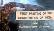 पहली बार देश का संविधान प्रिंट करने वाली मशीन बेची गई कबाड़ के भाव