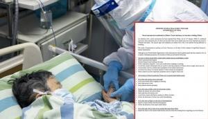 Coronavirus Outbreak: Health Ministry issues advisory to travelers visiting China