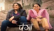 Panga Box Office Collection Day 2: Kangana Ranaut, Jassie Gill starrer flies high earns 8.31 crore