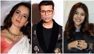 Padma Shri 2020: Karan Johar, Ekta Kapoor and Kangana Ranaut get Padma Shri