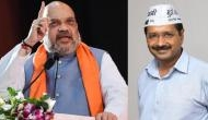 Amit Shah dares Arvind Kejriwal to visit anti-CAA protest site at Shaheen Bagh