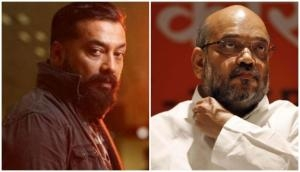 Anurag Kashyap launches 'animal' attack on Amit Shah