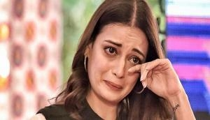 Dia Mirza gets trolled for crying during discussion on climate change; netizens say, 'overacting ki dukaan'
