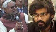 देश के टुकड़े वाला बयान देने वाले शरजील इमाम की बिहार से गिरफ्तारी पर ये बोले नीतीश कुमार
