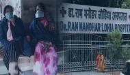 Coronavirus Delhi Update: 3 suspected patients under observation at Ram Manohar Lohia Hospital