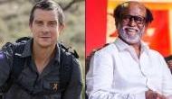 Man vs Wild: Rajinikanth to star in Bear Grylls' popular adventure show