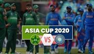 Asia Cup 2020: एशिया कप में होगी भारत और पाकिस्तान की टक्कर!