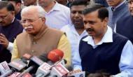 मनोहर लाल खट्टर ने नौटंकीबाज और बंदर से की दिल्ली के मुख्यमंत्री अरविंद केजरीवाल की तुलना