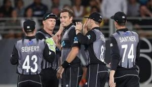 New Zealand beat India by 22 runs in second ODI to seal series 2-0