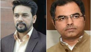 Delhi Assembly Polls 2020: Big jolt for BJP! EC bans Anurag Thakur for 3 days, Parvesh Verma for 4