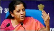 Nirmala Sitharaman to address press conference at 4 pm today
