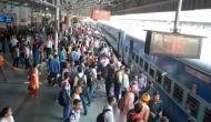 कोरोना वायरस: मार्च में ट्रेन की 60 फीसदी टिकटें रद्द, रेलवे ने जारी किये दिशानिर्देश