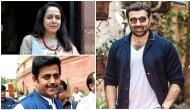 Budget 2020: Hema Malini, Sunny Deol, Ravi Kishan step out in style for budget day [PICS]