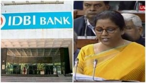 Budget 2020: Government to sell its holding in IDBI Bank
