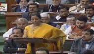 Budget 2020: 'Hamara vatan dal lake me khilte huey kamal jaisa,' Nirmala Sitharaman recites famous Kashmiri poem