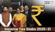 Budget 2020: Government introduces five tax slabs, here are the new tax rates