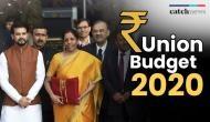 Budget 2020 : वित्त मंत्री निर्मला सीतारमण ने अपने बजट में की ये बड़ी घोषणाएं