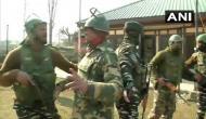 श्रीनगर में लाल चौक के पास CRPF के जवानों पर ग्रेनेड से हमला, दो नागरिकों समेत चार घायल